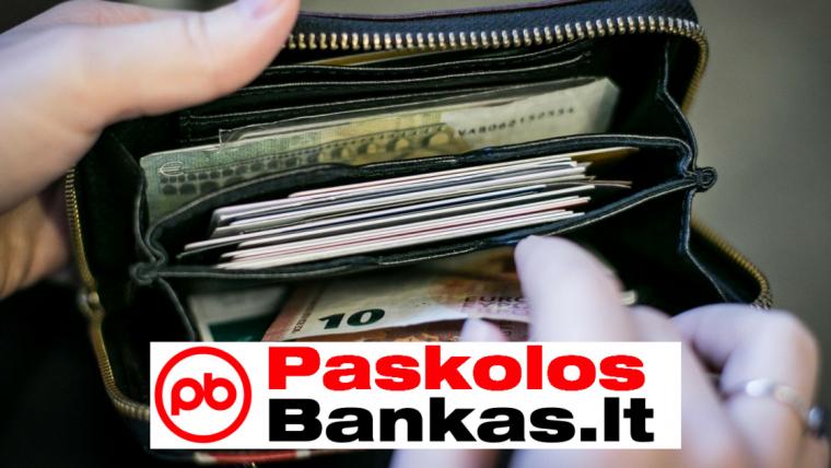 paskolos kreditas refinansavimas